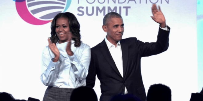 Latino Activists Protest Renaming Thomas Jefferson Middle School After Barack Obama