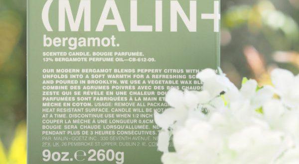 Malin + Goetz Bergamot Candle   British Beauty Blogger