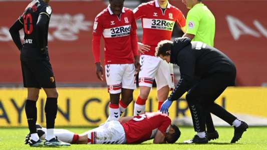 Middlesbrough's injury crisis grows as Morsy is ruled out for the season   Goal.com