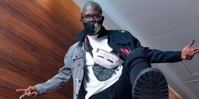 Rapper JJC Skillz buys Toyota Prado SUV