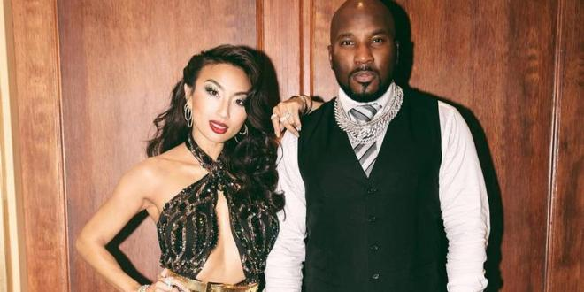 Rapper Jeezy and Jeannie Mai are officially married