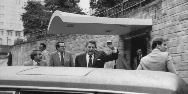 Remembering A Dark Day In America: 40 Years Ago, President Reagan Was Shot