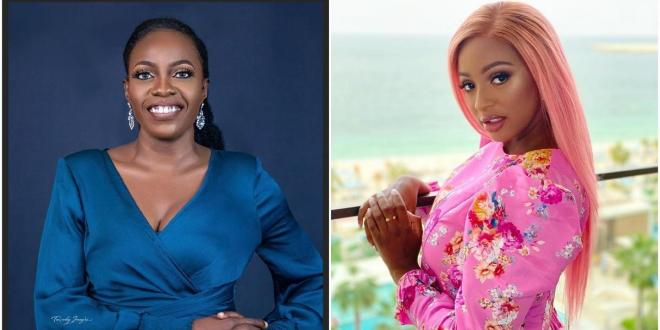 Shade Ladipo says DJ Cuppy's has a solid character but her music career is trash