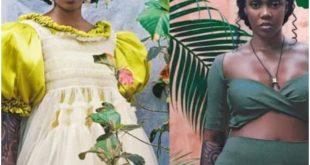 Tiwa Savage Shuts Down Pregnancy Rumors With Eye-Popping Summer Body Photo