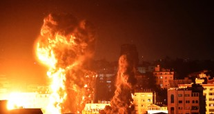 'Heavier' Israeli raids on Gaza as bombing enters second week