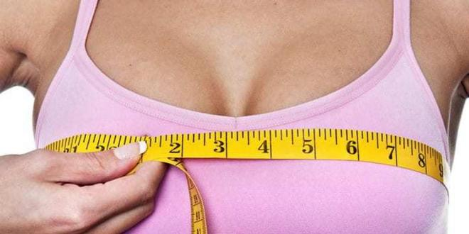 5 top foods for increasing breast size naturally