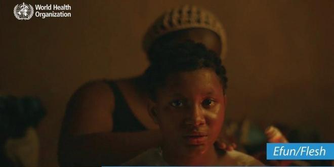 Anita Abada's female genital mutilation themed short film 'Efun'  wins special award at WHO film festival