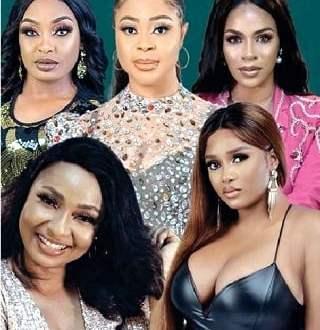 BBN's Venita, Nuella, Mimi Orjiekwe become Nollywood Queens