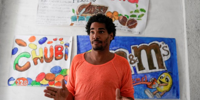 Cuba: Dissident artist released from hospital after four weeks