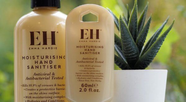 Emma Hardie Moisturising Hand Sanitizer | British Beauty Blogger