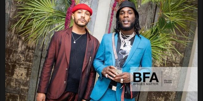 Matthew Baus discusses how he ignored Wizkid but signed Burna Boy