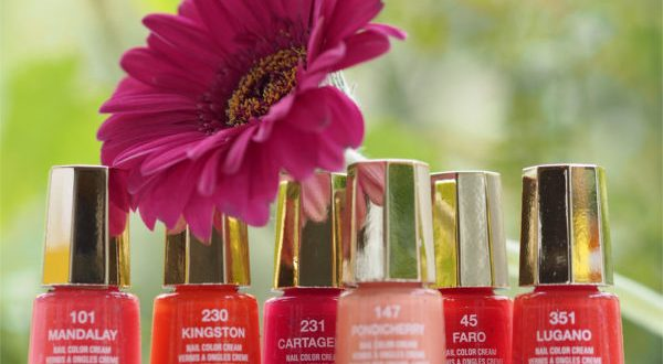 Mavala Flower Magic Collection | British Beauty Blogger