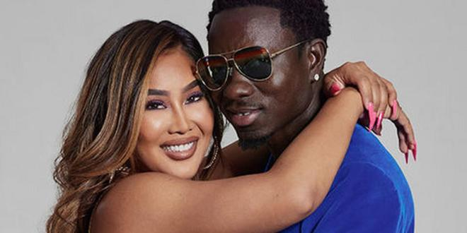 Michael Blackson's girlfriend breaks up with him and announces reason online