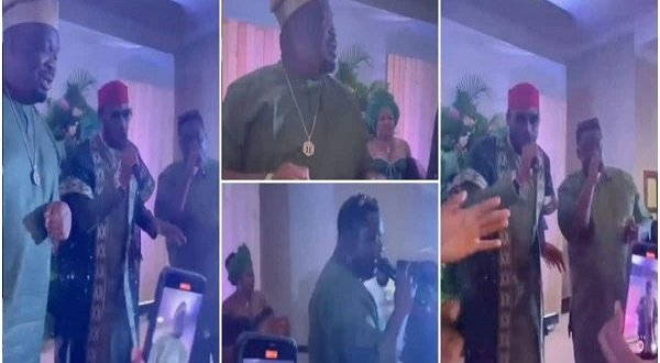Mo'hits crew unites to thrill guests at Singer's wedding | The Nation