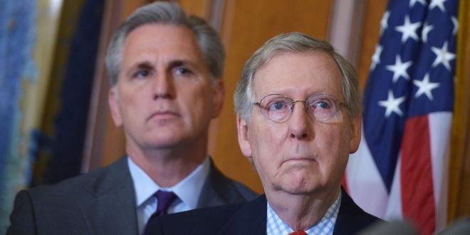 Opinion: Republicans Are In Thrall Of A Demented Madman