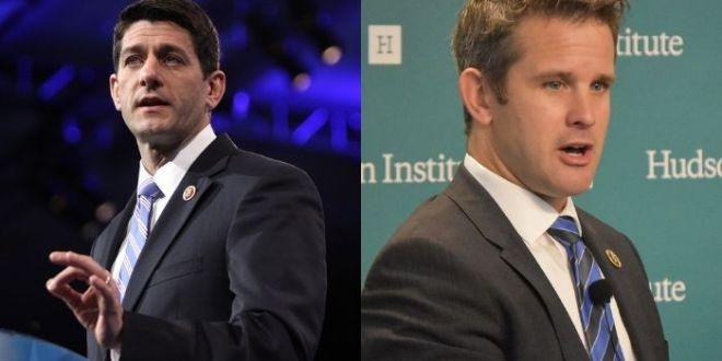 Paul Ryan Set To Be Keynote Speaker At Never-Trumper Kinzinger's Fundraiser