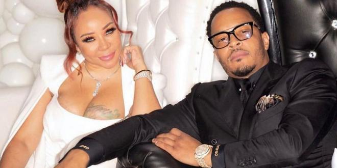 Rapper T.I. and wife Tiny Harris under investigation for sexual assault and drugging claims
