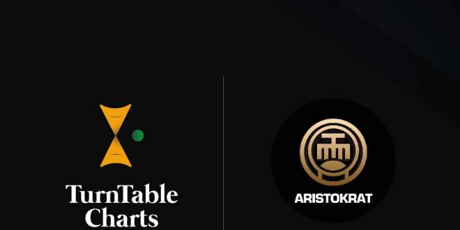Turntable Charts announces partnership with Aristokrat Group