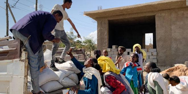 US condemns 'atrocities' in Tigray and calls for those responsible to be 'held to account' after CNN investigation