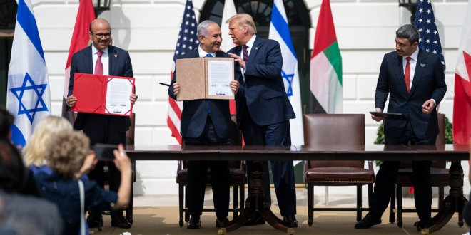 Violence Shakes Trump's Boast of 'New Middle East'