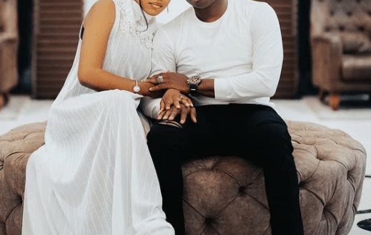 Widow of Flt Lt. Alfred Olufade who died in the Kaduna military air crash recounts how he dreamt of the crash that eventually claimed his life (video)