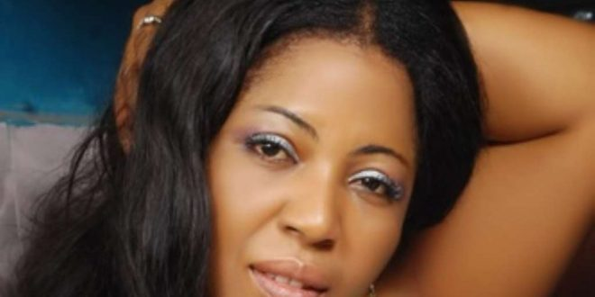 Actress, Chioma Toplis In Police Custody – Report Claims