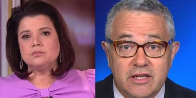 Ana Navarro Claims Trump Supporters Have 'No Moral Standing' To Attack CNN's Jeffrey Toobin