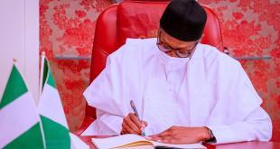 Buhari names 1st EFCC Board since 2015