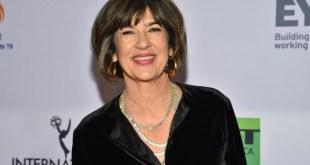 CNN anchor, Christiane Amanpour battling ovarian cancer