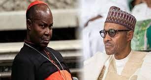 Cardinal Okogie tackles Buhari