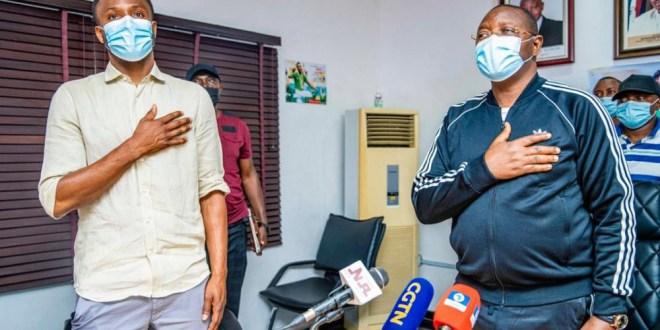 Federal Government appoints John Mikel Obi as Youth Ambassador