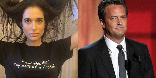 'Friends' star Matthew Perry splits from  fiancée