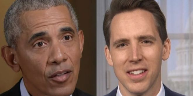 GOP Sen. Hawley Slams Supreme Court For 'Dubious' Decision To Reject Obamacare Challenge – 'Not Surprised'