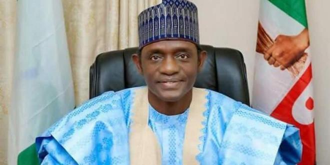 Gov Buni commiserates with Emir of Fika over palace fire incident