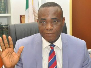 Governors have exercised powers beyond what constitution envisaged for them -Ita  Enang