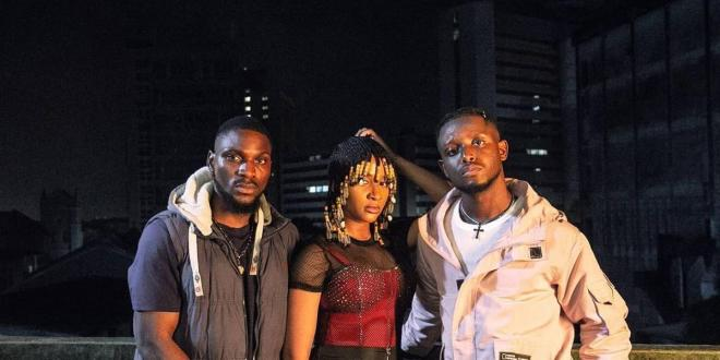 Here's a first look at Adesua Etomi, Tobi Bakre, Chike in 'Gangs of Lagos'