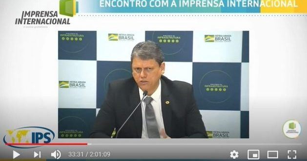 Infrastructure Expands in Brazil Despite Crises