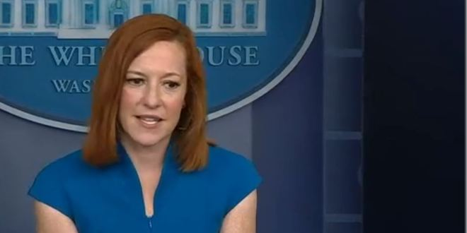 Jen Psaki Delivered The Perfect Answer When Asked About Trump's 2 Year Facebook Suspension
