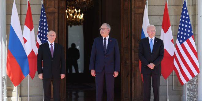 Joe Biden Wins The Summit By Making Putin Respect America Again