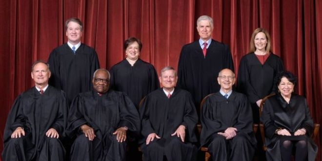Lawsuit Challenging Obamacare Struck Down By Supreme Court, With Votes From Trump Judges