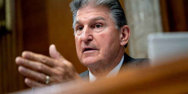 Manchin Vows to Block Democratic Voting Rights Bill and Preserve Filibuster