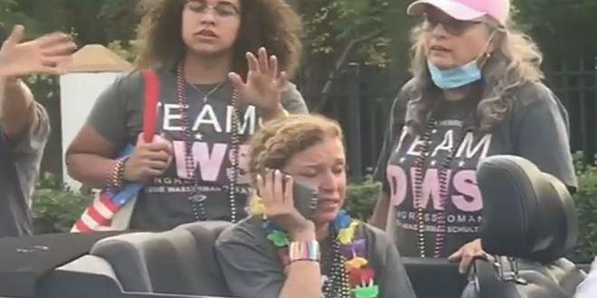 Mayor Says Debbie Wasserman Schultz Was The Target In Pride Parade Terror Attack