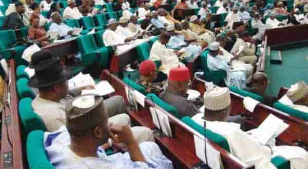 House Of Reps Receives Proposal To Change Nigeria