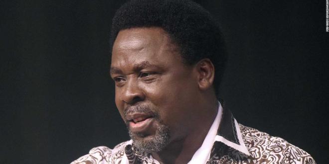 Nigerian megachurch preacher dies after church program