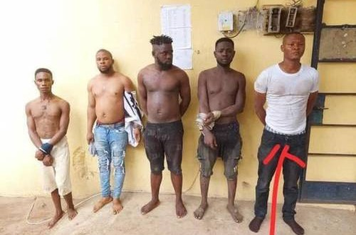 Police release oil worker wrongly arrested and paraded as an