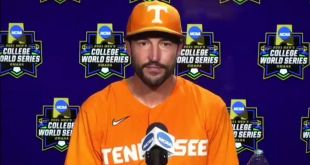 Tennessee embraces the underdog role heading into CWS - ESPN Video