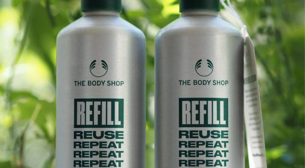 The Body Shop Refill Stations | British Beauty Blogger