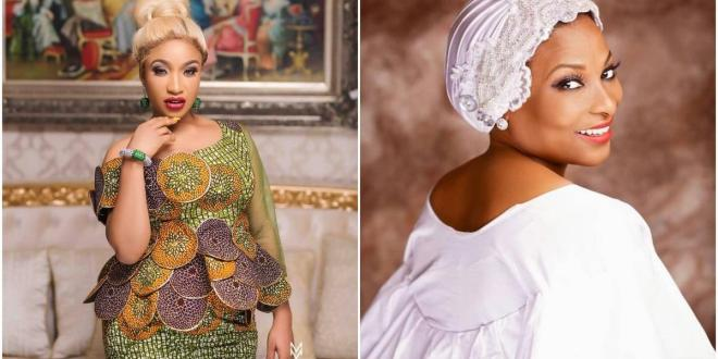 Tonto Dikeh says she sponsored IVF treatments for 7 women in honour of the late Ibidun Ighodalo