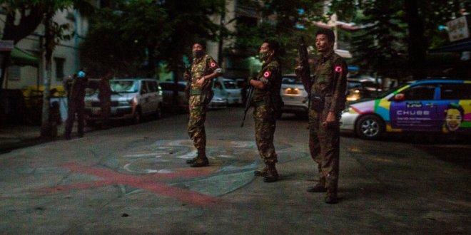 U.N. General Assembly Demands Myanmar Junta End Coup and Stop the Killings