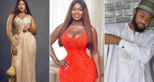Uche Elendu and Benedict Johnson drag each other on Instagram over Princess Shyngle's statement on 'besties' relationship